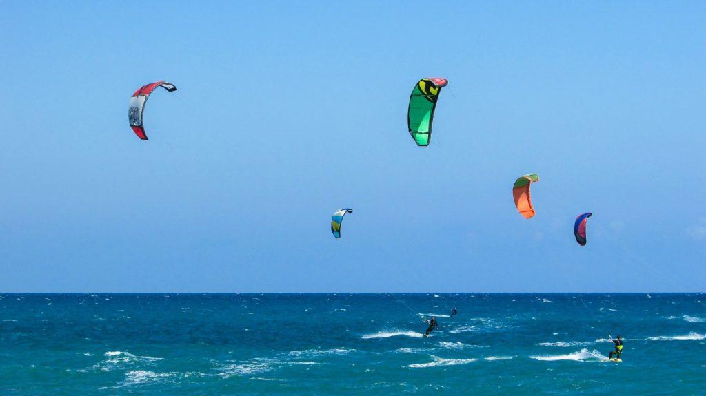 Kite surf: l'emozione di volare sull'acqua!